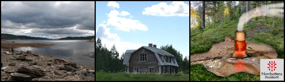Kulturmiljö vid Norrbottens museum